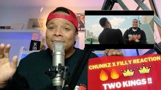 Chunkz X Yung Filly - Hold [Music Video] | DJ IRONIK REACTION!!! 🔥