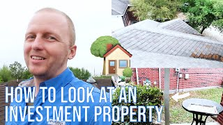 How to Look at an Investment Property