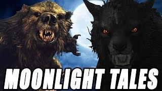 Skyrim Mod Showcase - Moonlight Tales (Werewolf Conversion/Overhaul)