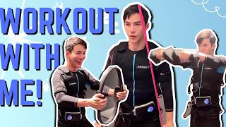 work out 20mins here = 2 hours in the gym?! 🏋🏻♀️ | LAWRENCE WONG 王冠逸