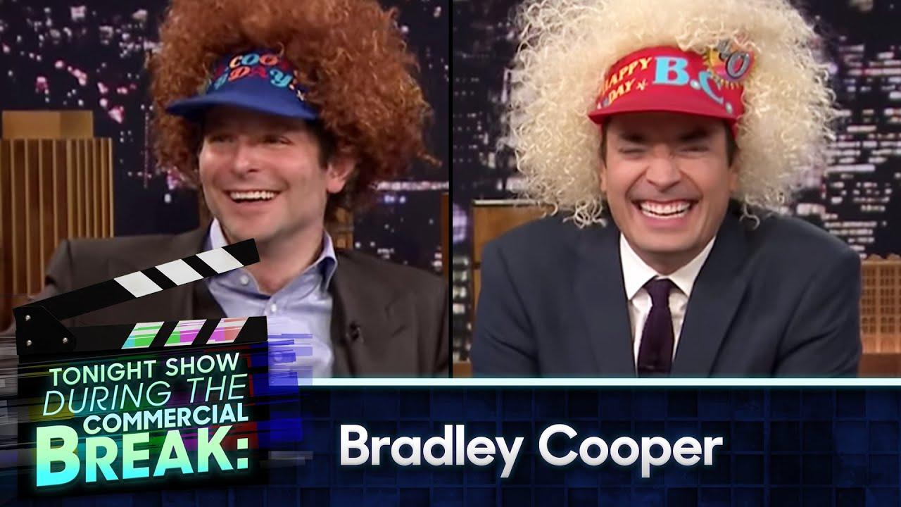 During Commercial Break: Bradley Cooper thumbnail
