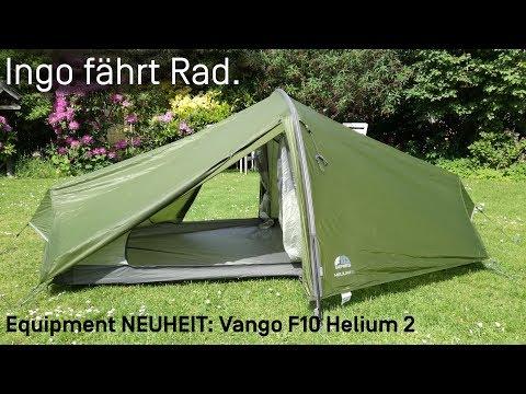 Equipment Video Vango F10 Helium 2