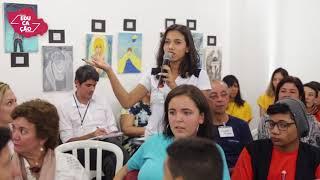 Secretário da Educação se encontra com alunos de São Vicente