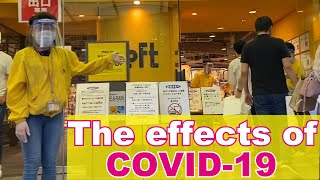 How we deal with COVID-19. Tokyo, Japan.