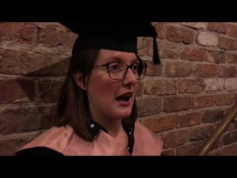 Let's meet...a history masters graduate