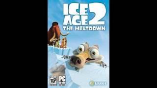 Ice Age 2: The Meltdown Game Music - Glacier Track 1