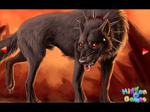 Escape From Dangerous Hell walkthrough - HiddenOGames.