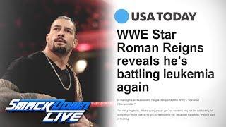 Roman Reigns reveals he