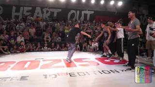 FSTV | Eurobattle 2014 | Crews | Final | Arcopom vs Hustle Kidz