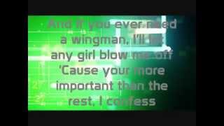 Bromance lyrics- Ryan Higa/ Nigahiga Ft. Chester See