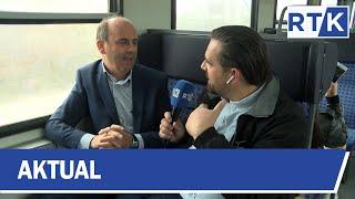 Aktual - Udhëtimi me tren në Kosovë 01.11.2019