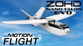 ZOHD Nano Talon EVO FPV Flight - Motion RC
