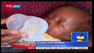KTN Leo: Mama ajifungua pacha wanne Nairobi -  27/12/2016
