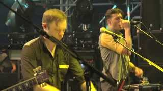 Everything Everything Live - Cough Cough @ Sziget 2013