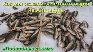 Айдыкуль челябинская область рыбалка