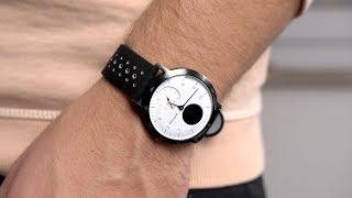 Schönste Smartwatch? - Withings Steel HR Sport Review (mit Verlosung) | SwagTab