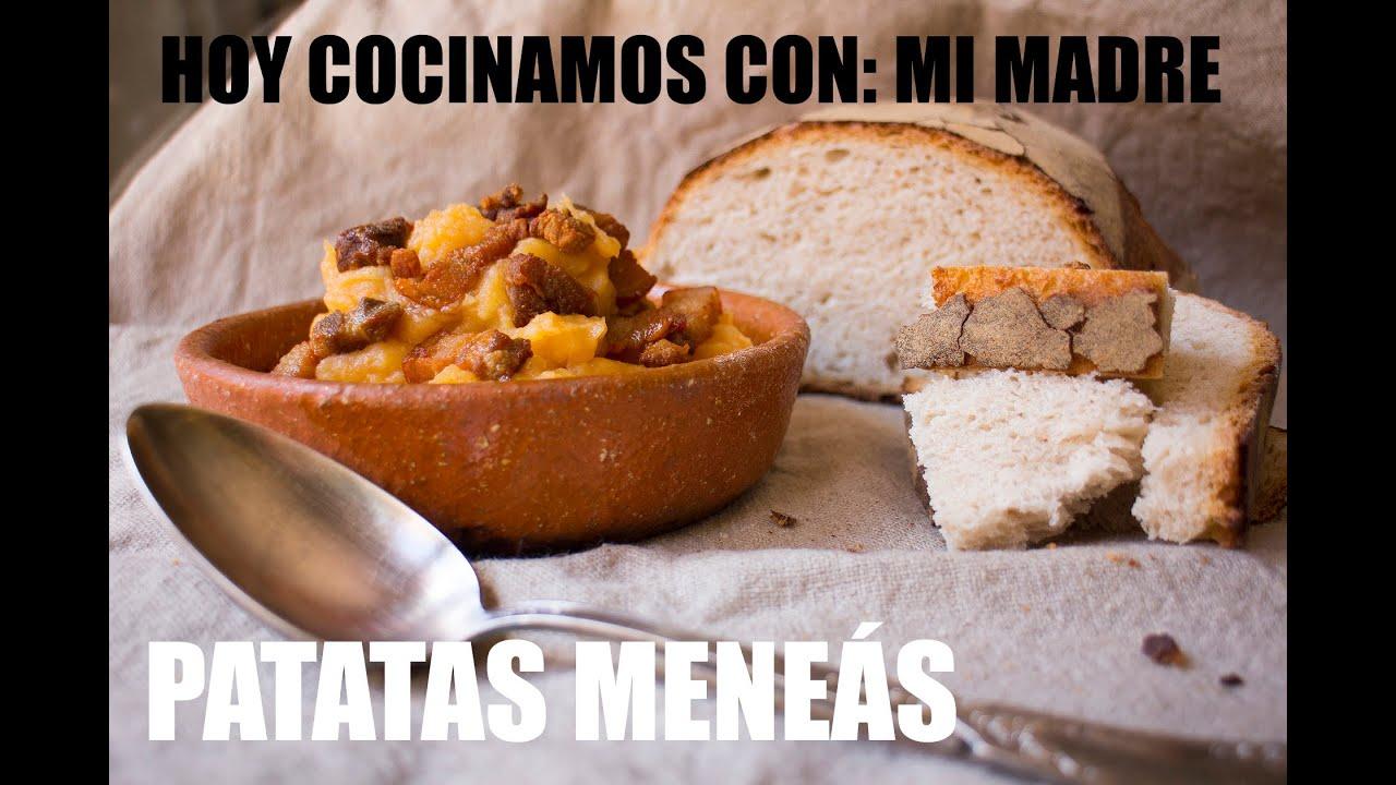 PATATAS MENEAS, LA MEJOR RECETA