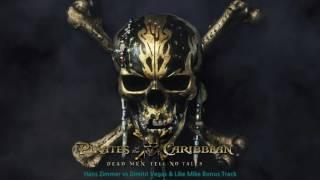 """He's a Pirate - Hans Zimmer vs Dimitri Vegas & Like Mike 캐리비안의 해적 """"죽은자는 말이없다"""" 히든트랙"""