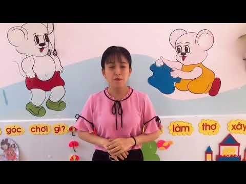 Lớp 24-36 tháng cô Nguyễn Thị Phương Trinh