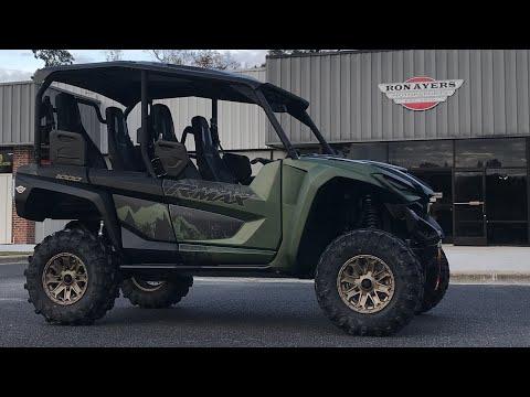 2021 Yamaha Wolverine RMAX4 1000 XT-R in Greenville, North Carolina - Video 1