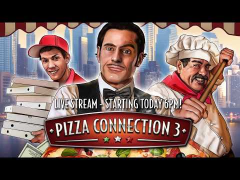 Gameplay de Pizza Connection 3