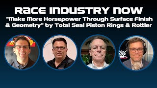 """""""Horsepower Through Surface Finish & Geometry"""" by Total Seal"""