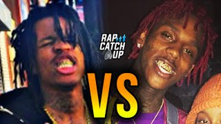 AYOO KD VS FAMOUS DEX TWITTER BEEF THEN COOLED