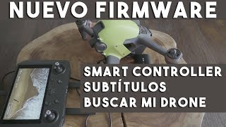 NUEVO Firmware DJI FPV - V01.02.0000