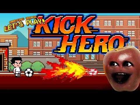 Midget Apple Plays - Kick Hero!