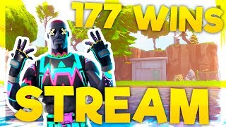 WINS I DAG?!? DANSK FORTNITE STREAM