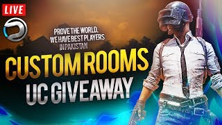 live custom room pubg mobile royale pass giveaway - TH-Clip