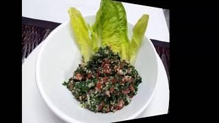 Салат Табуле|Ливанская кухня|Готовим по арабски|Рецепты