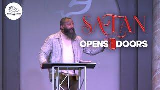 SATAN OPENS DOORS
