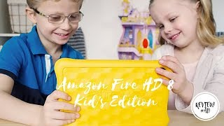 Amazon Fire HD 8 Kid's Edition Review