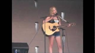 Tatum Murray at Terre Hill Days Talent Show 2011