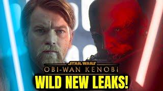 HUGE Star Wars Kenobi Show Leaks Explained! Vader Doing THIS?