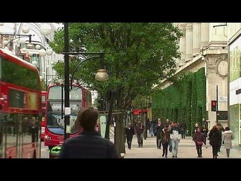 Ηνωμένο Βασίλειο: Ευτυχισμένα Χριστούγεννα έκανε το λιανεμπόριο – economy