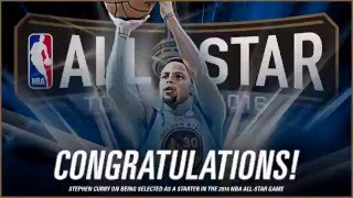 2016 NBA All-Star: Stephen Curry