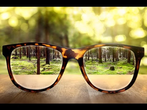 Восстановление зрения при работе за компьютером