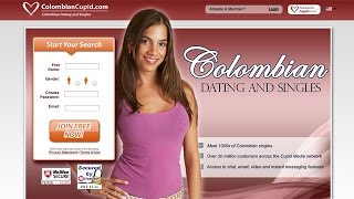 Best Latin Single Women are at ColumbianCupid