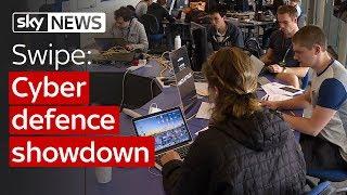 Swipe | Cyber defence showdown