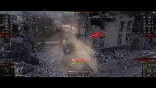 World of Tanks - прокачиваем альфа-тапка и фанимся !