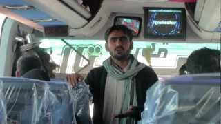 preview picture of video '01-Dec-2011 Details of Ziarat of Najaf and Kufa - Maulana Waseem Abbas describing them in bus'