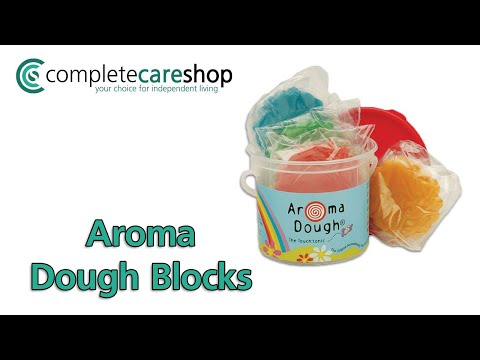 Aroma Dough Blocks - Six Lovely Scents