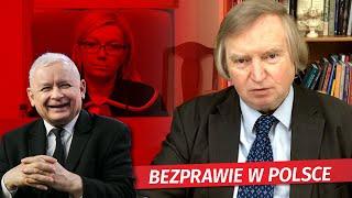 BEZPRAWIE w Polsce! Prof. Piotrowski NIE MA ZŁUDZEŃ: PiS je OSWAJA