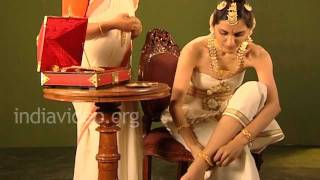 Mohiniyattam Anklet and Waistband