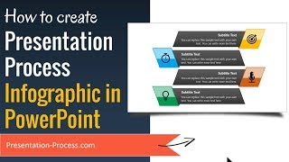 How to Create Presentation Process Infographic in PowerPoint