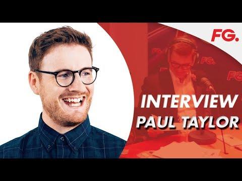 PAUL TAYLOR | INTERVIEW | HAPPY HOUR | RADIO FG