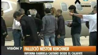Visión Siete Falleció Néstor Kirchner 20