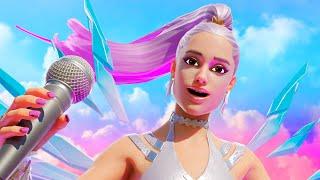 Fortnite Ariana Grande FULL LIVE EVENT!